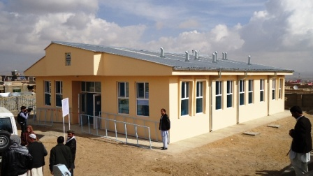 health center ghazni