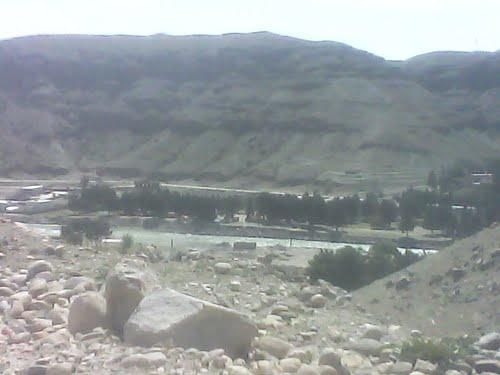 Naghlu dam