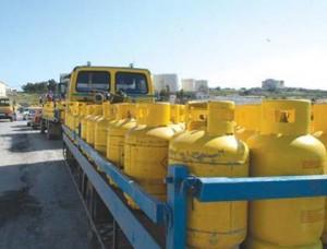 liquefied gas