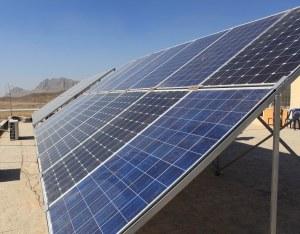 solar in Kandahar