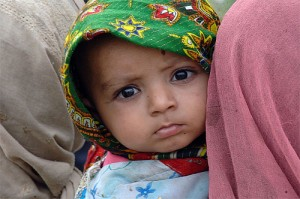 afghan child