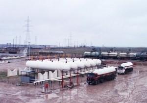 ghazanfar oil refinery