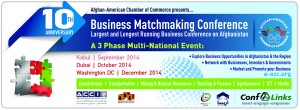 Business Matchmaking Conference to be held in Dubai