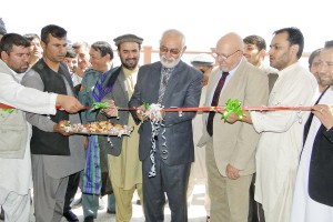 Baghlan to receive AFN 40 million in new infrastructure from Germany