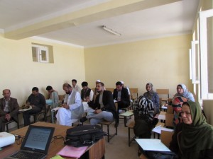 Afghanistan and Germany working together to protect children in Samangan