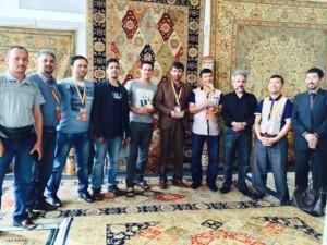 Afghan carpets secure 1st position in Tibetan Carpets Int'l Exhibition