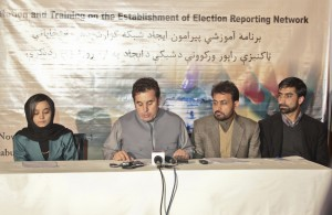 Mediothek Afghanistan launches first election reporting network for 70 leading journalists