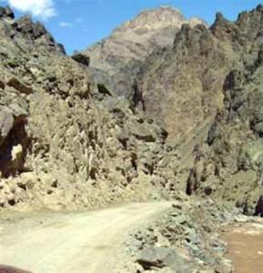 bamyan wardak highway
