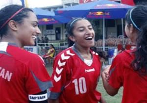 Afghan soccer team