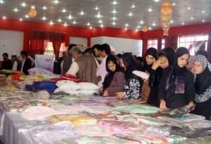 afghan women handicrafts