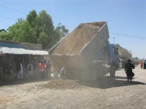 samangan road